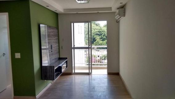 Apartamento Residencial À Venda, Morro De Nova Cintra, Santos. - Ap4689