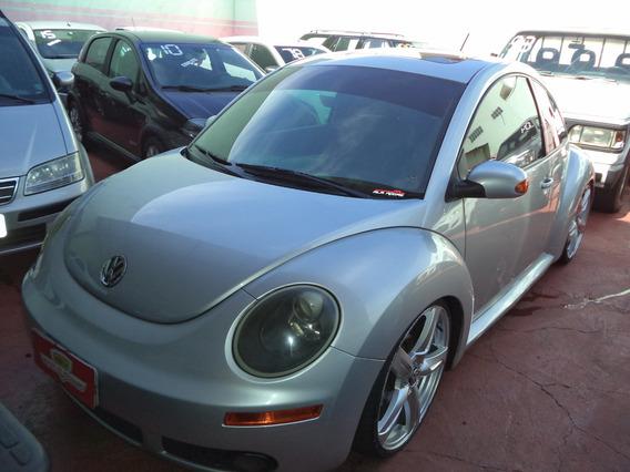 Volkswagen New Beetle 2.0 Mi Prata 2008