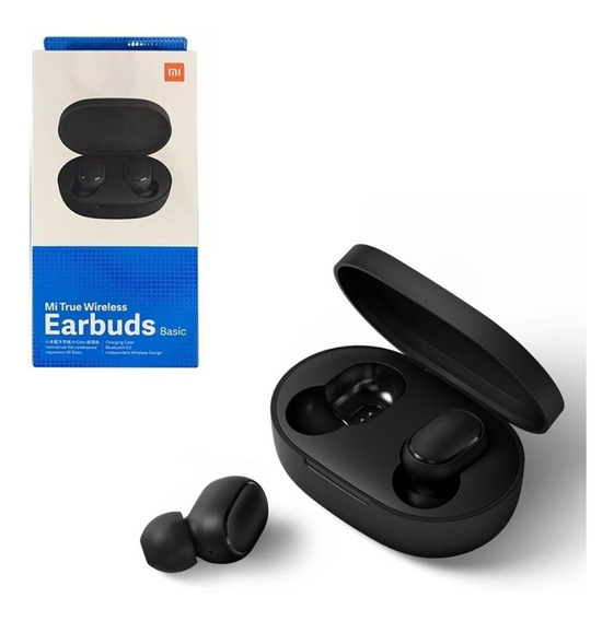 Fone De Ouvido Mi True Wireless Earbuds Redmi Airdots Xiaomi