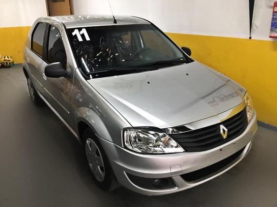 Renault Logan 1.6 Expression 2011 Completo