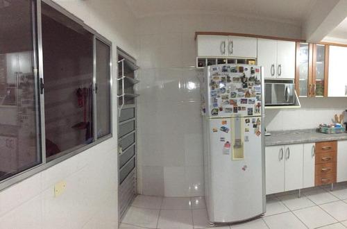 Sobrado 3 Dormitórios Na Vila Aurora - 11367