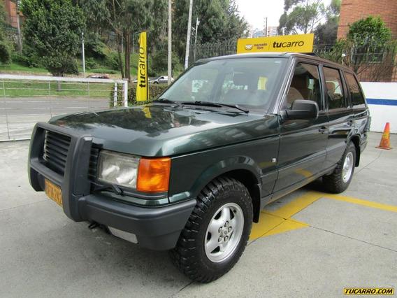 Land Rover Range Rover At 4600