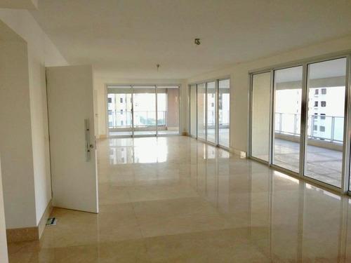 Apartamento Com 4 Dormitórios À Venda, 392 M² Por R$ 3.960.000 - Jardim Anália Franco - São Paulo/sp - 13459
