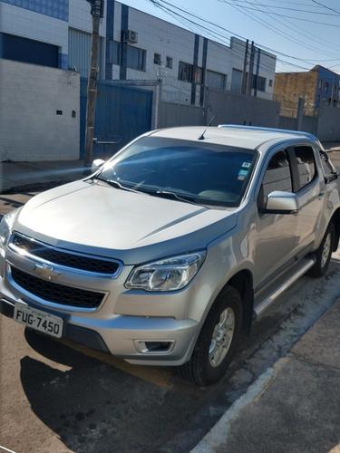 Imagem 1 de 14 de Chevrolet S10 2014 2.4 Lt Cab. Dupla 4x2 Flex 4p