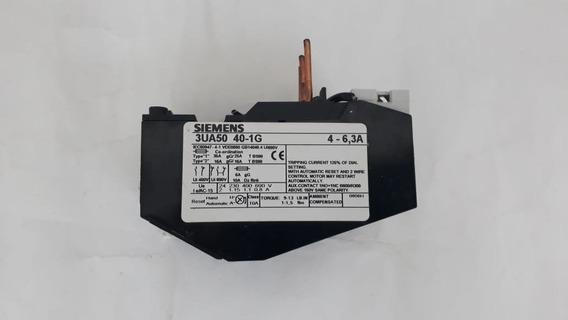Rele Termico Siemens 3ua50 40-1g 4 A 6,3