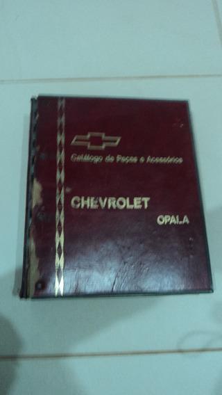 Opala 1968 1972 Catálogo De Peças