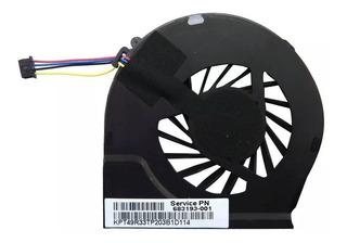 Ventilador Hp G4 2000 G6 2000 G7 2000 683193-001 685477 4pin