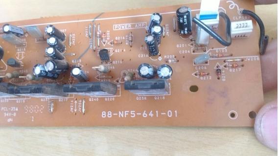 Placa Aiwa Ns 909 Amplificador Médios