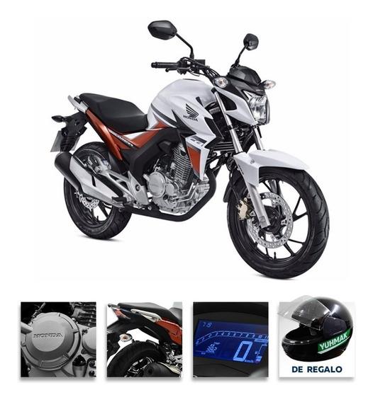 Moto Honda Cbx 250 Twister - Yuhmak Motos