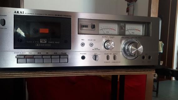 Tape Deck Akai Gxc-706d