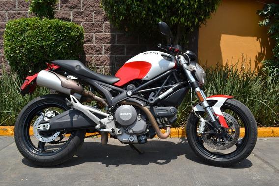 Flamante Ducati Monster Corse Nacional Todo Pagado 696cc