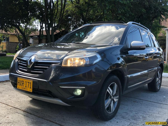 Renault Koleos Full Equipo Bose At 2.5