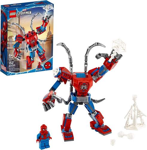Lego Marvel Spider-man: Spider-man Mech 76146.