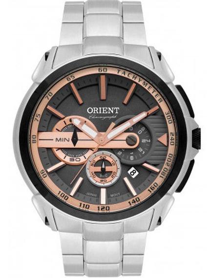 Relógio Orient Masculino Mbssc186 G1sx