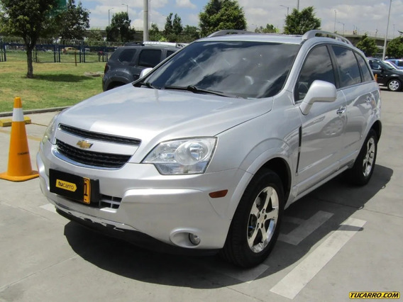 Chevrolet Captiva Platinum 3.0
