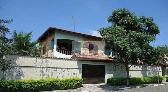 Sobrado Residencial À Venda, Jardim Imperador, Suzano. - So0144
