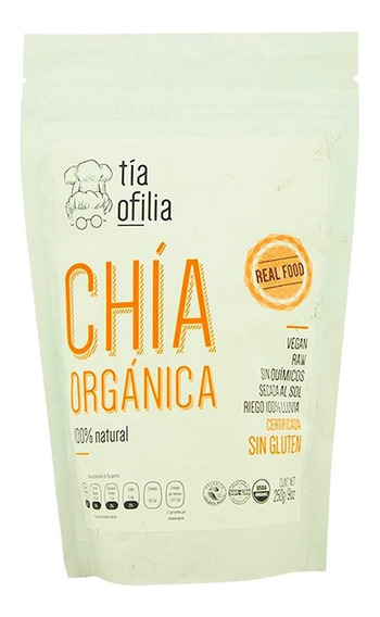 Chia Organica Tia Ofilia 250 Gr
