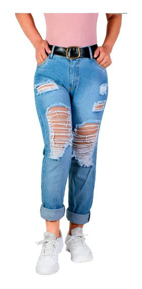Pantalones Rotos Mujer Mercadolibre Com Co