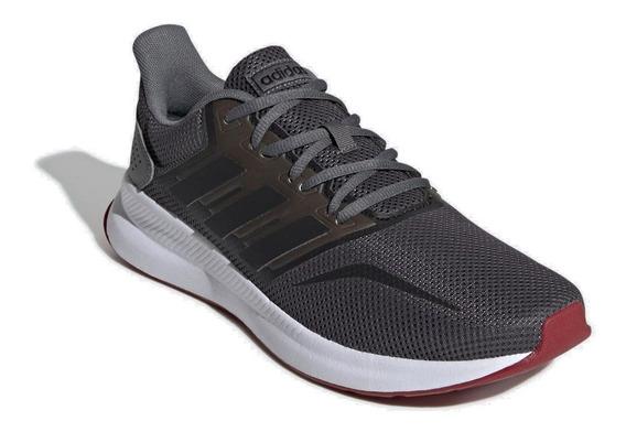 Tênis Running adidas Masculino Runfalcon Ee8153 Chumbo