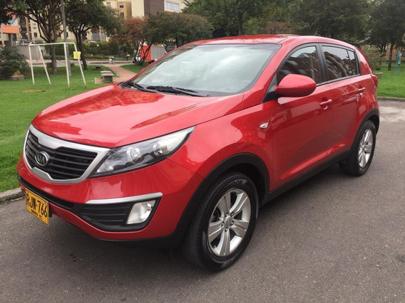 Kia New Sportage Revolution 2.0 Mt 4x2
