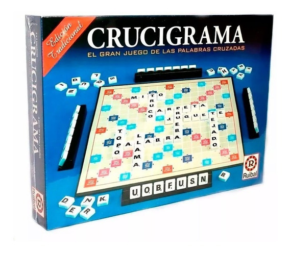 Crucigrama Juego Palabras Cruzadas 7500