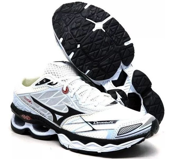Tenis Mizuno Creation 20 Masculino Original Corrida Old Slip