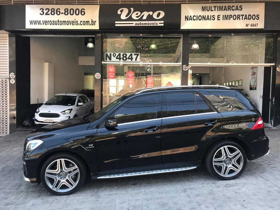 Mercedes-benz Ml-63 Amg 5.5 V8 Bi-turbo Aut