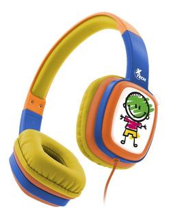 Auriculares Xtech Niños Con Cable Sound Art Xth-350 Simmcye