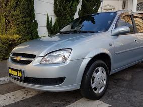 Chevrolet Classic Ls 1.0 Prata 2011