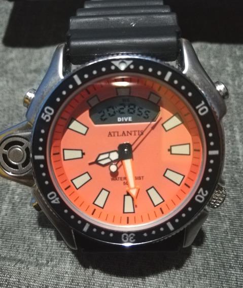 Relógio Atlantis Modelo Aqualand