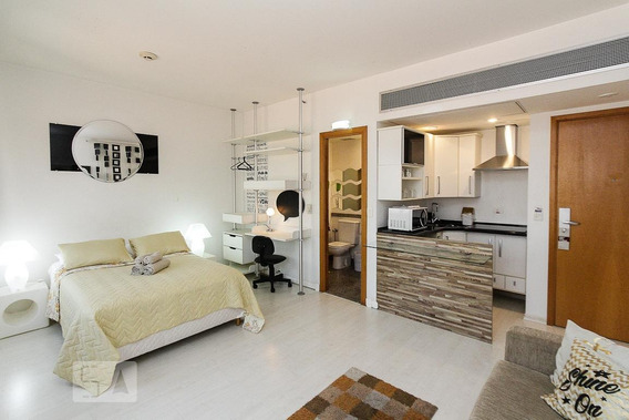 Apartamento Para Aluguel - Tatuapé, 1 Quarto, 35 - 892874116