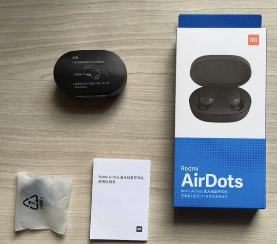 Fone De Ouvido Xiaomi Novo Bluetooth Redimi Airdots Original