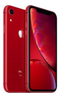 Celular Apple iPhone Xr 64gb Vermelho