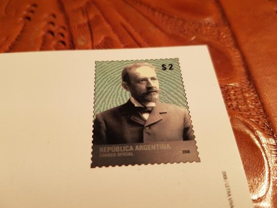 Tarjeta Postal Conmemorativa