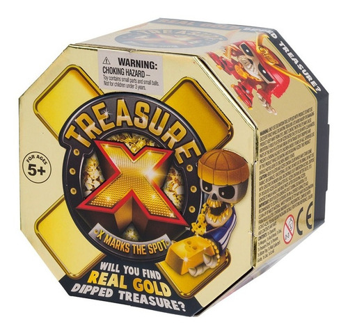 Imagen 1 de 5 de Treasure X Figuras Coleccionables Original! 41500 Oferta!!