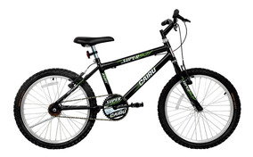 Bicicleta Cairu Aro 20 Mtb Masculina Super Boy - 310156