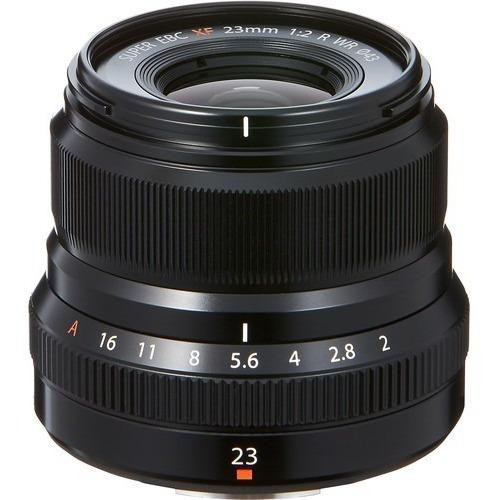 Lente Fuji Fujifilm Xf 23mm F/2 R Wr P/ Xpro2 Xt2 Xt20 Xh1