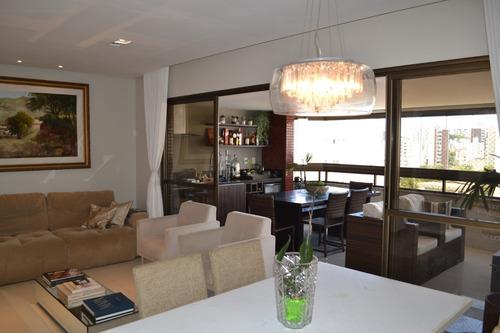 Apartamento À Venda, 3 Quartos, 2 Suítes, 3 Vagas, Pituba - Salvador/ba - 1205