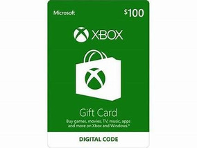 Gift Card Xbox One Br