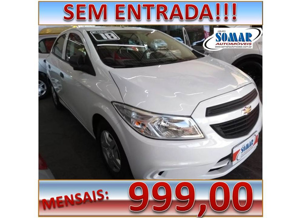 Chevrolet Onix Joy 1.0 Flex