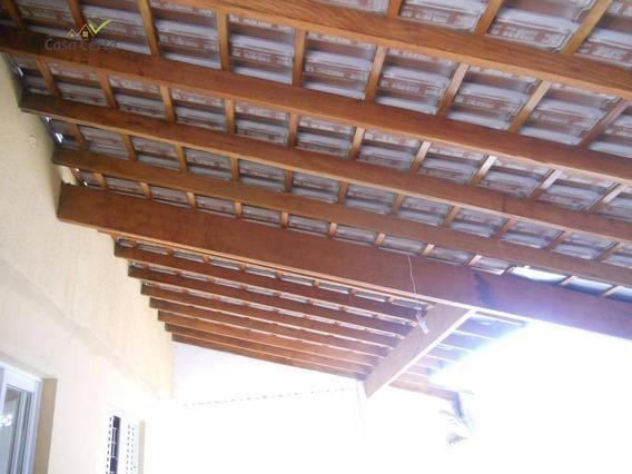 Casa Residencial À Venda, Parque Cidade Nova, Mogi Guaçu. - Ca0613