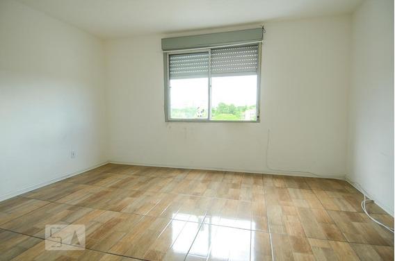 Apartamento Para Aluguel - Cristal, 1 Quarto, 28 - 893011558