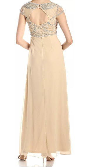 Vestido Adrianna Papell 003120200-102 Importado