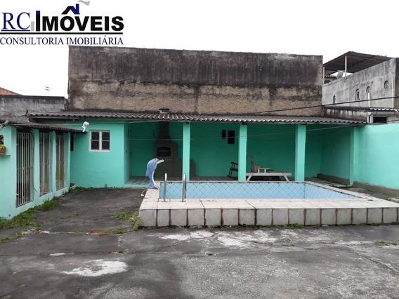 Ampla Casa Em Jardim Catarina, Com 2 Quartos.