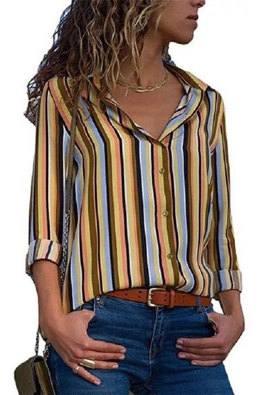 Camisas Blusas De Dama Importadas Del S Al 5xl