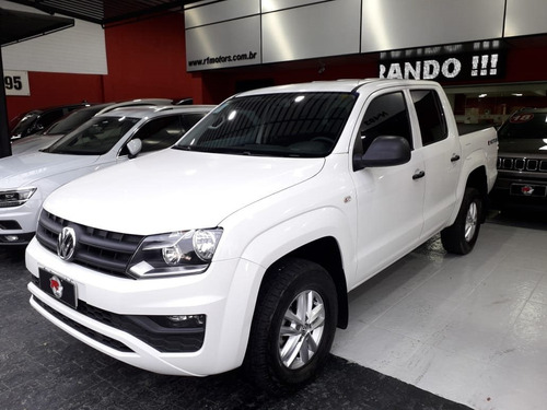 Volkswagen Amarok 2.0 Se 4x4 Cd 16v Turbo Intercooler