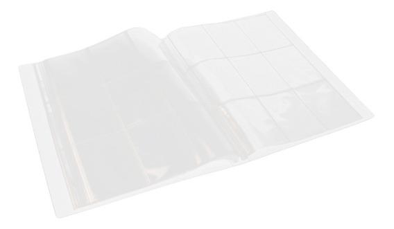 Página De Recarga De Bolso Do Álbum De Fotos Para Polaroid F