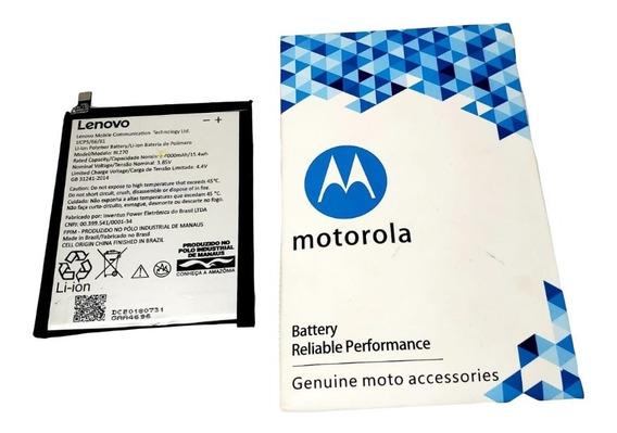 Bateria Bl270 Lenovo Vibe K6 Plus G6 Play Original