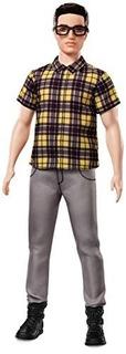 Muñeco Ken Barbie Fashionista-relajado