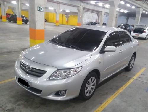Toyota Corolla 2010 1.8 16v Xli Flex Aut. 4p